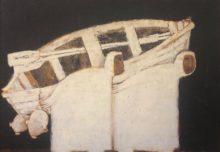 Кузьминых К.Б., 1960 г.р.. Лодка, 1999. Магадан